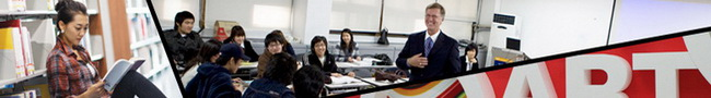 <i>Classroom <a href='#'>in Seokyeong University</a></i>